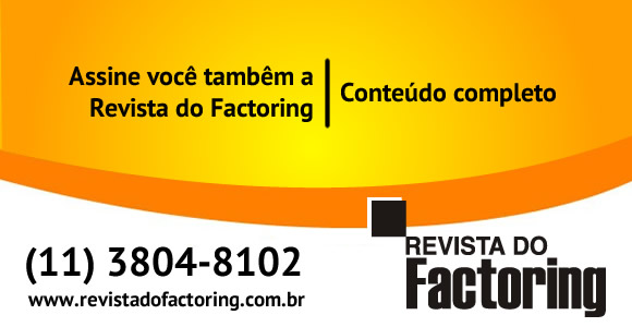 Anuncie na revista do factoring